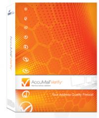 AccuMail Verify Address Validation Software