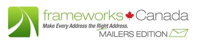frameworks Canada Mailing Software